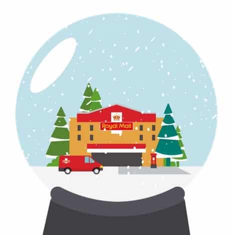 Royal Mail Christmas