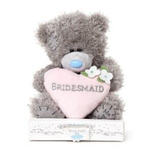 Me to you bridesmaid bear